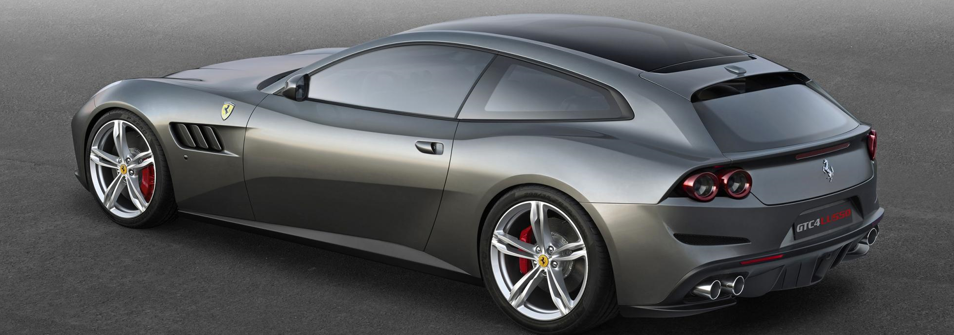 The Ferrari GTC4Lusso serves as a breath of fresh air in a very congested two-seat supercar coupe market by breaking away from industry norms with a four-seat configuration. Designed at the Ferrari Styling Center in Maranello, Italy, under the supervision of acclaimed designer Flavio Manzoni, the GTC4Lusso replaces the less attractive, four-wheel-drive Ferrari FF.