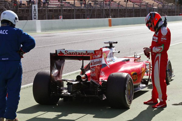 Sebastian Vettel Receives New Engine for Chinese Grand Prix