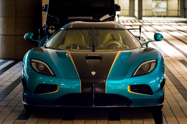Konigsegg Agera RSR Unveiled, All Three Examples Heading to Japan