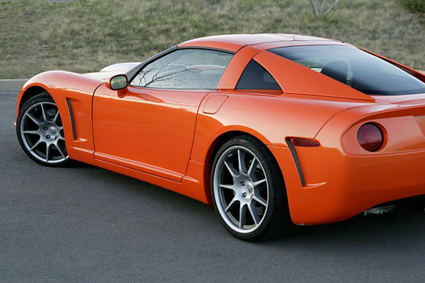 World Class Driving introduces the Corvette Callaway C16 Coupe