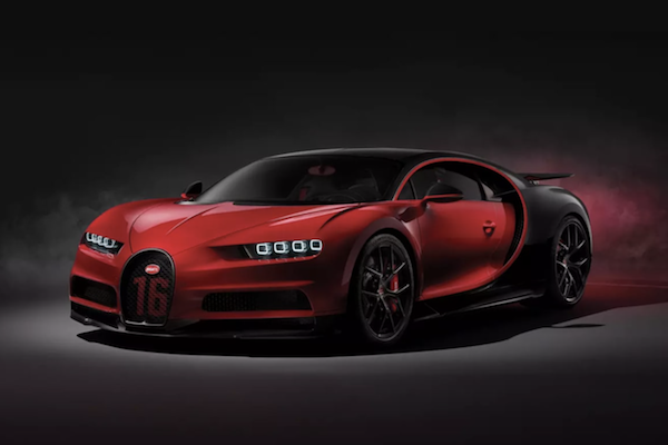 Bugatti Chiron Sport: The Fastest Supercar in The World