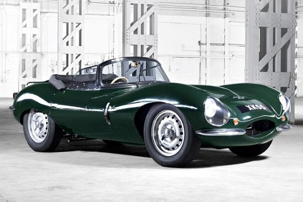 Jaguar Recreates Limited Edition Models lost in Fire Almost 60 Years Ago