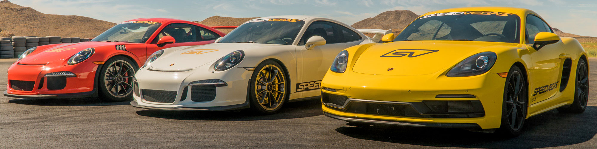Can't decide between the Porsche 911 GT3 RS, Porsche GT3, and Porsche Cayman 718 GTS? Learn about each model to help you make your decision.
