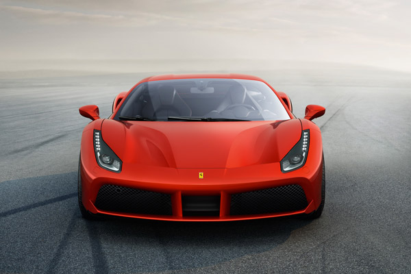 Ferrari 488 GTB on Road & Track