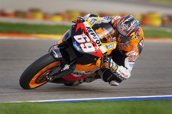 Nicky Hayden to Replace Dani Pedrosa in this weekend's Australian Grand Prix