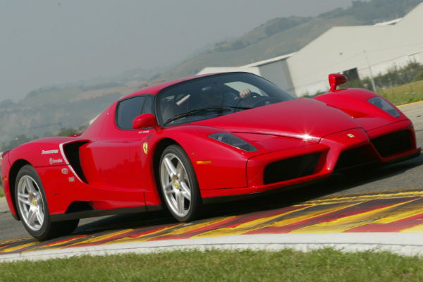 Enzo Ferrari Coming to the Big Screen