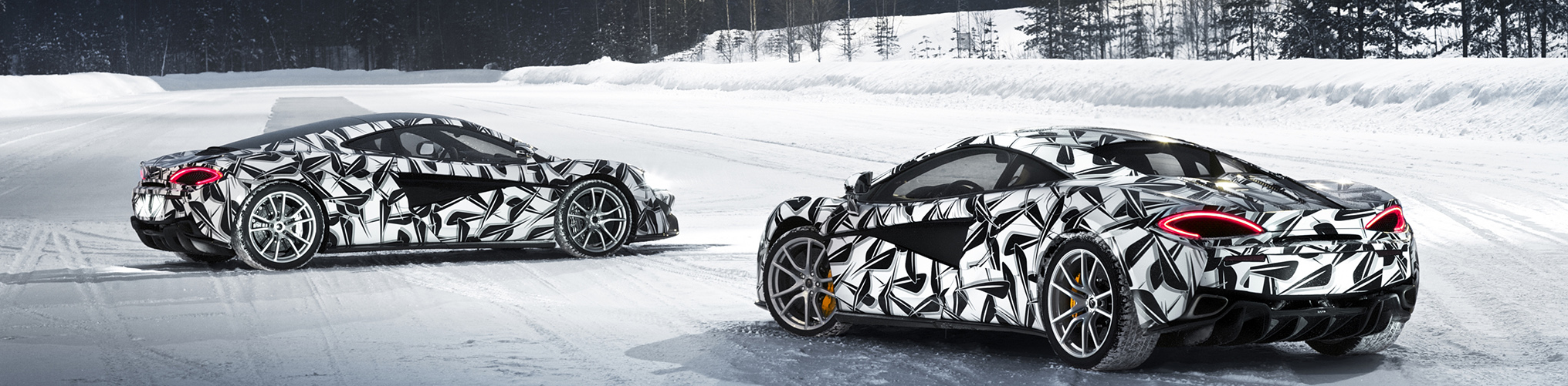 McLaren has just announced that the luxury automotive maker will follow in the footsteps of their competition with the inaugural McLaren Ice Driving Experience to take place in Lvalo, Finland January 15th to Feb 3rd. Guest will learn all of the tricks required to master driving in arctic conditions from some of the world's top talent and enjoy all of the other cold weather festivities that Finland has to offer such as a Husky safari and snow mobile racing.