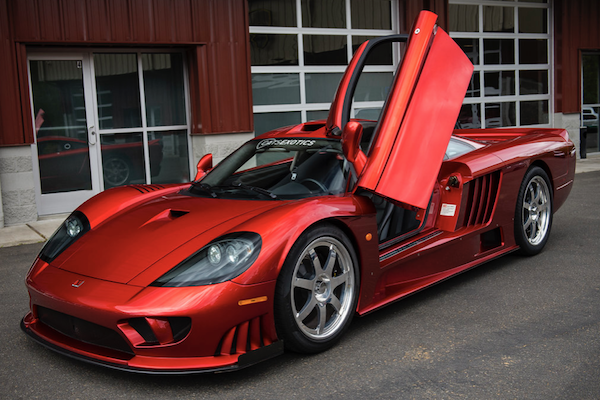 7 Most Exotic Cars of All Time