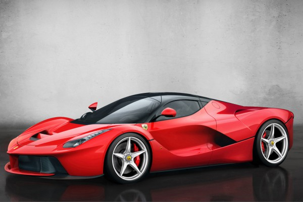 LaFerrari Number 500 Will Be Produced To Benefit Italian Earthquake Victims