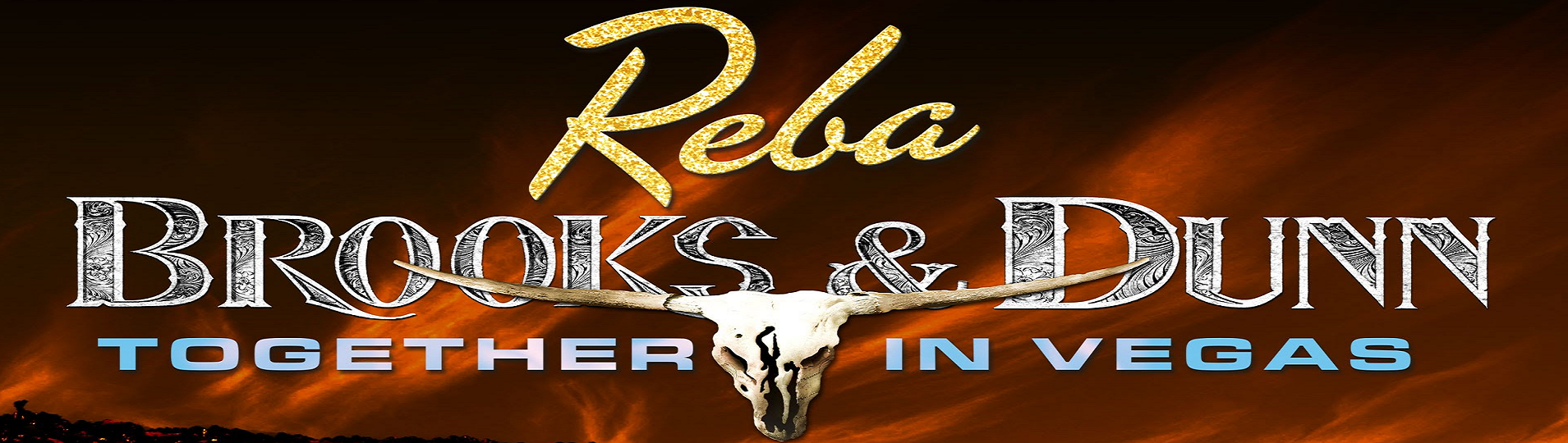 "Country music fans will be able to enjoy more of their favorite trio as Reba McEntire teams up once again with the acclaimed country music duo Brooks & Dunn for a new residency at the Caesar's Palace Coliseum. Last year the trio sold out back to back shows to an audience of over 38,000 fans leaving Las Vegas hungry for more. With a demand this strong, it was only a matter of time before these country music legends came back to Sin City. ""Together in Vegas"" will feature musicians from both Reba and Brooks & Dunn's touring groups. 10 musicians total will share the stage with the trio as they perform their biggest hits to include ""Neon Moon"" and ""Going Out Like That."""