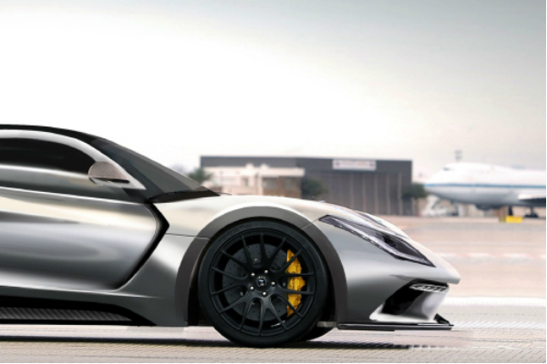Hennessey Venom GT Just Got Faster