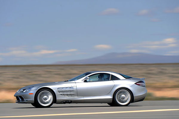 WIRED Magazine Breaks 200MPH