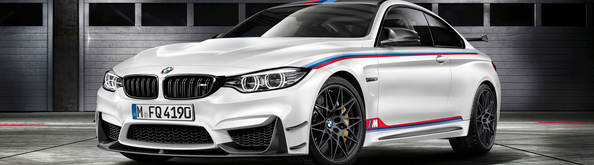 BMW is celebrating their dominance in the German DTM racing series with the BMW M4 DTM Champion Edition. Only 200 examples of the M4 DTM Champion Edition will be made with each vehicle proudly displaying a very colorful paint scheme along with a serious boost in performance.