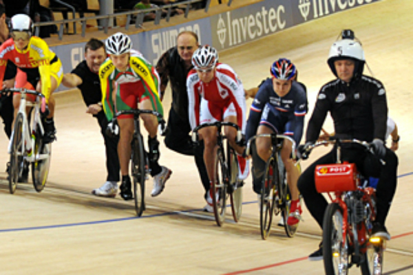 Keirin: Get to Know the Fastest Sport You've Never Heard Of