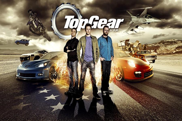 BBC Wants to Bring Top Gear USA to Another Network