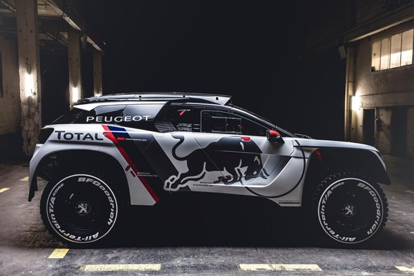 Peugeot 3008 DKR Redefines Off-Road Racing