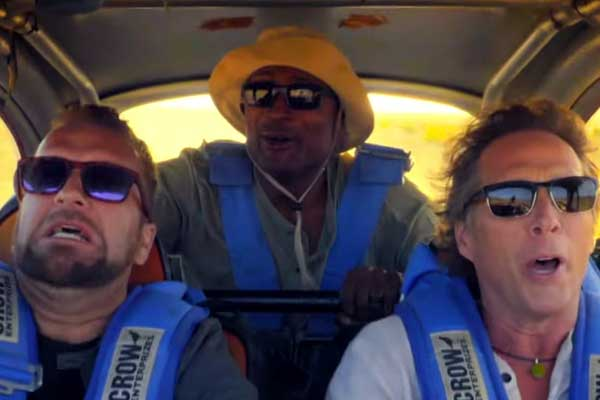 Top Gear America: Episode One Airs