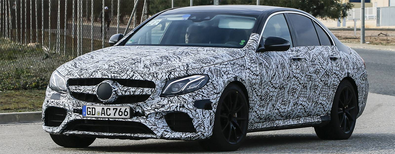 It is never too early to be looking into the future, especially when talking about the ultimate performance E-Class: the 2018 Mercedes-AMG E63. Spy shots were recently taken of the E63 during winter testing with the AMG displaying some rather impressive sport features such as quad-exhaust pipes and a more attention getting body style that includes a new grill and front splitter.