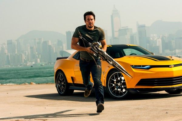 First Look at the Cars of Transformers 5