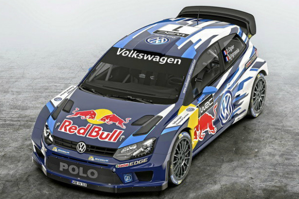 Volkswagen Polo R WRC Wins Rally Car of the Year for 2015