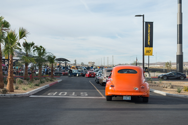 """Cars and Coffee"" Finds New Home at SPEEDVEGAS"