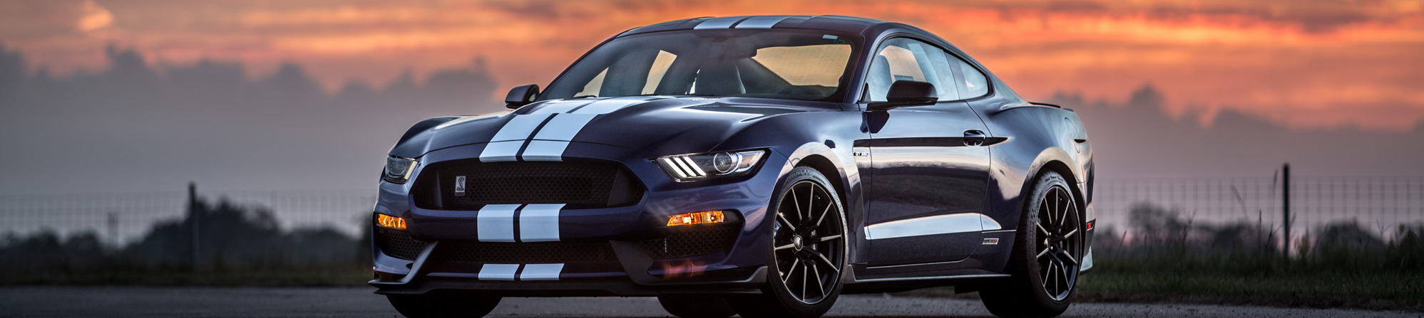 Aftermarket tuning house Hennessey has released a supercharged performance upgrade for the Shelby Mustang GT350 and GT350R that increases power production by almost 300 hp. The Hennessey HPE800 maintains the standard 5.2-liter V8 engine found in the Shelby GT 350 with a new performance output of 808 hp and 657 lb-ft of torque. Production of the Hennessey HPE800 Shelby Mustang GT350 will be limited to just 50 examples made by the end of the year.