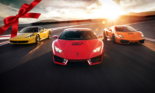 Three Supercar Racing Experience popular driving experience las vegas
