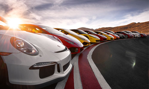 Perfect Ten popular driving experience las vegas