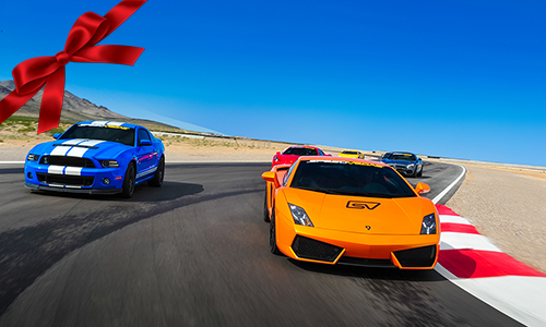 Two Supercar Racing Experience popular driving experience las vegas