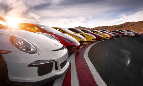 build my driving experience las vegas racetrack