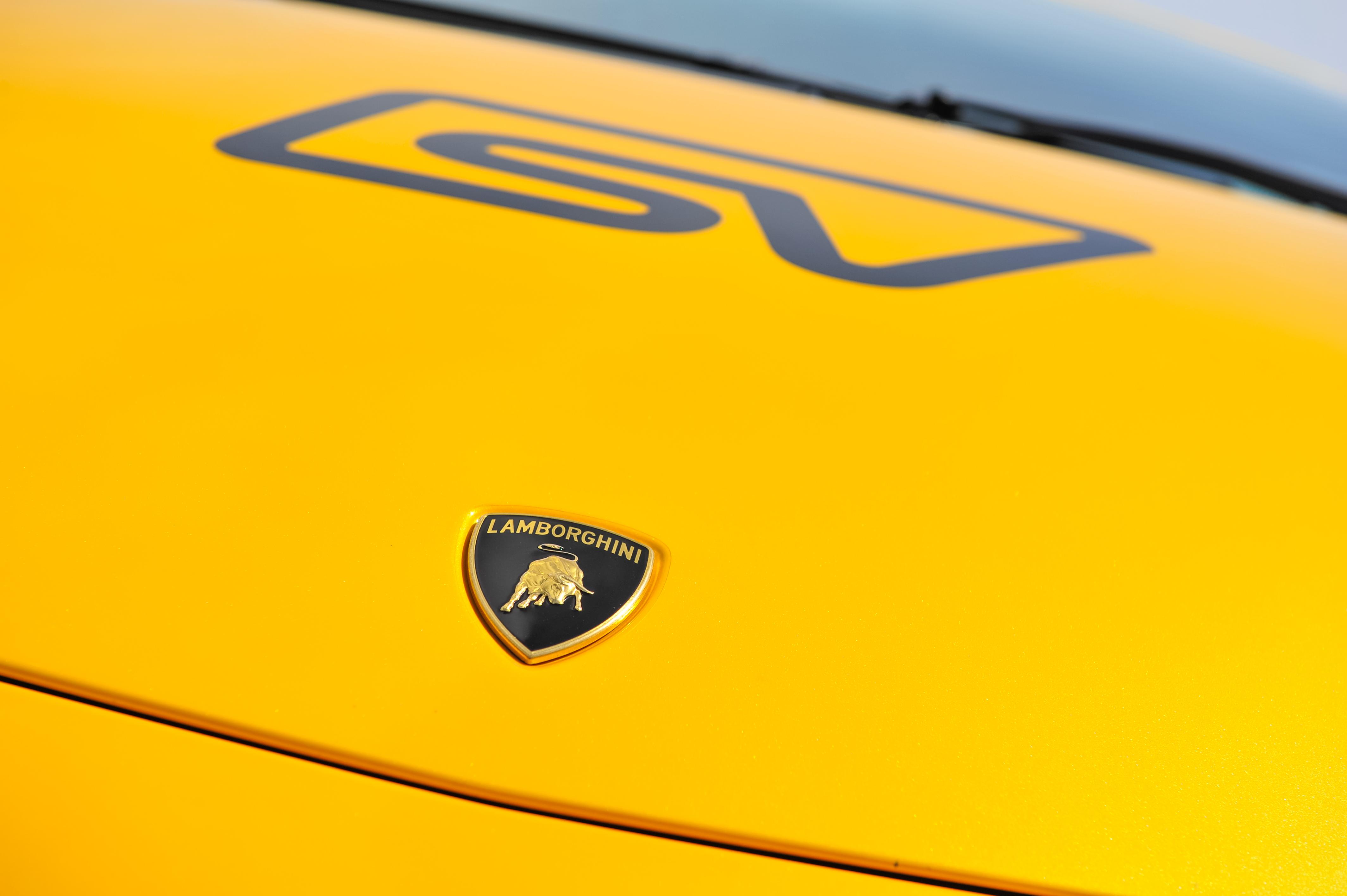 Lamborghini Huracan Logo