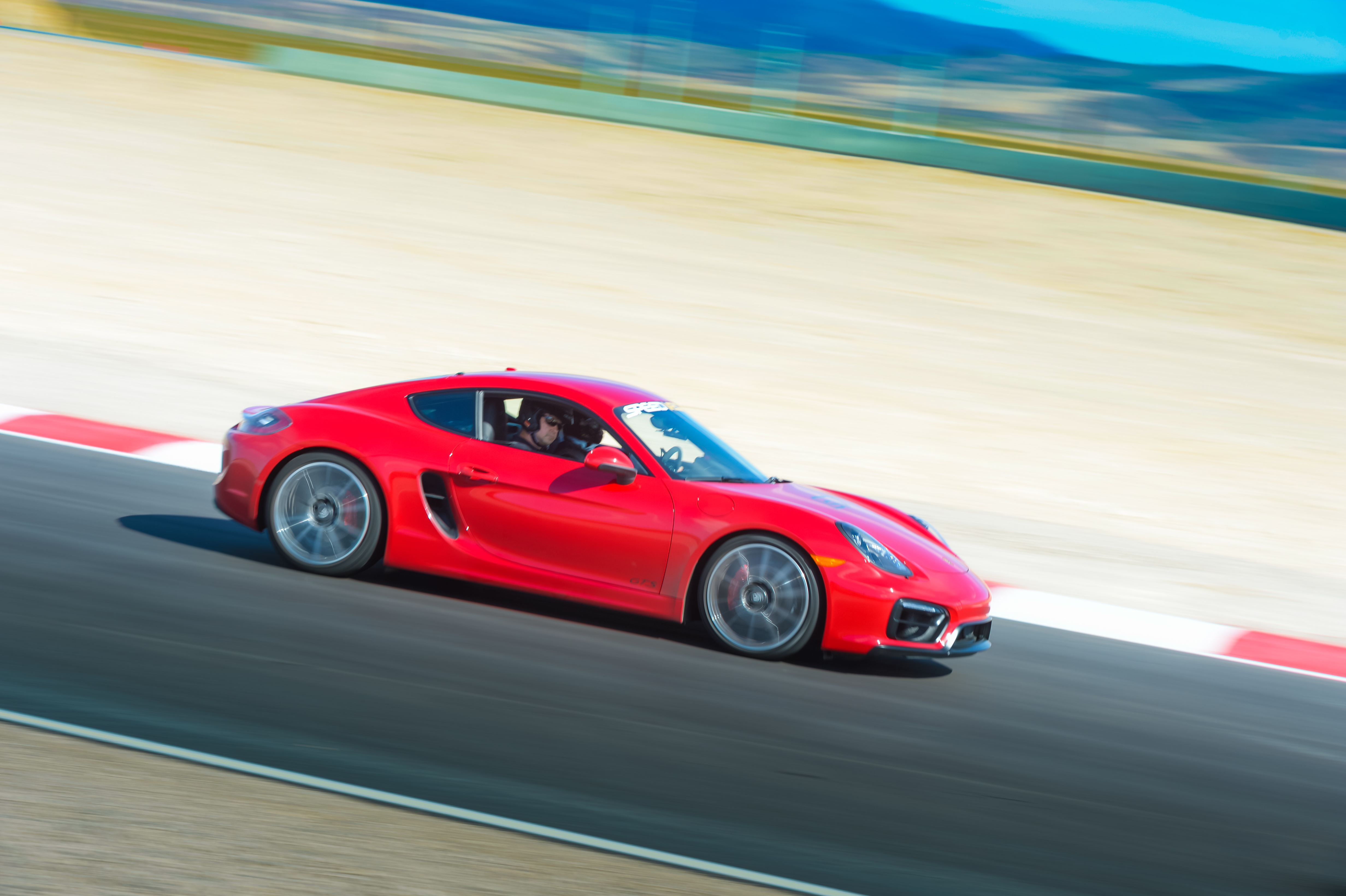 Porsche 911 GT3 Racetrack Experience