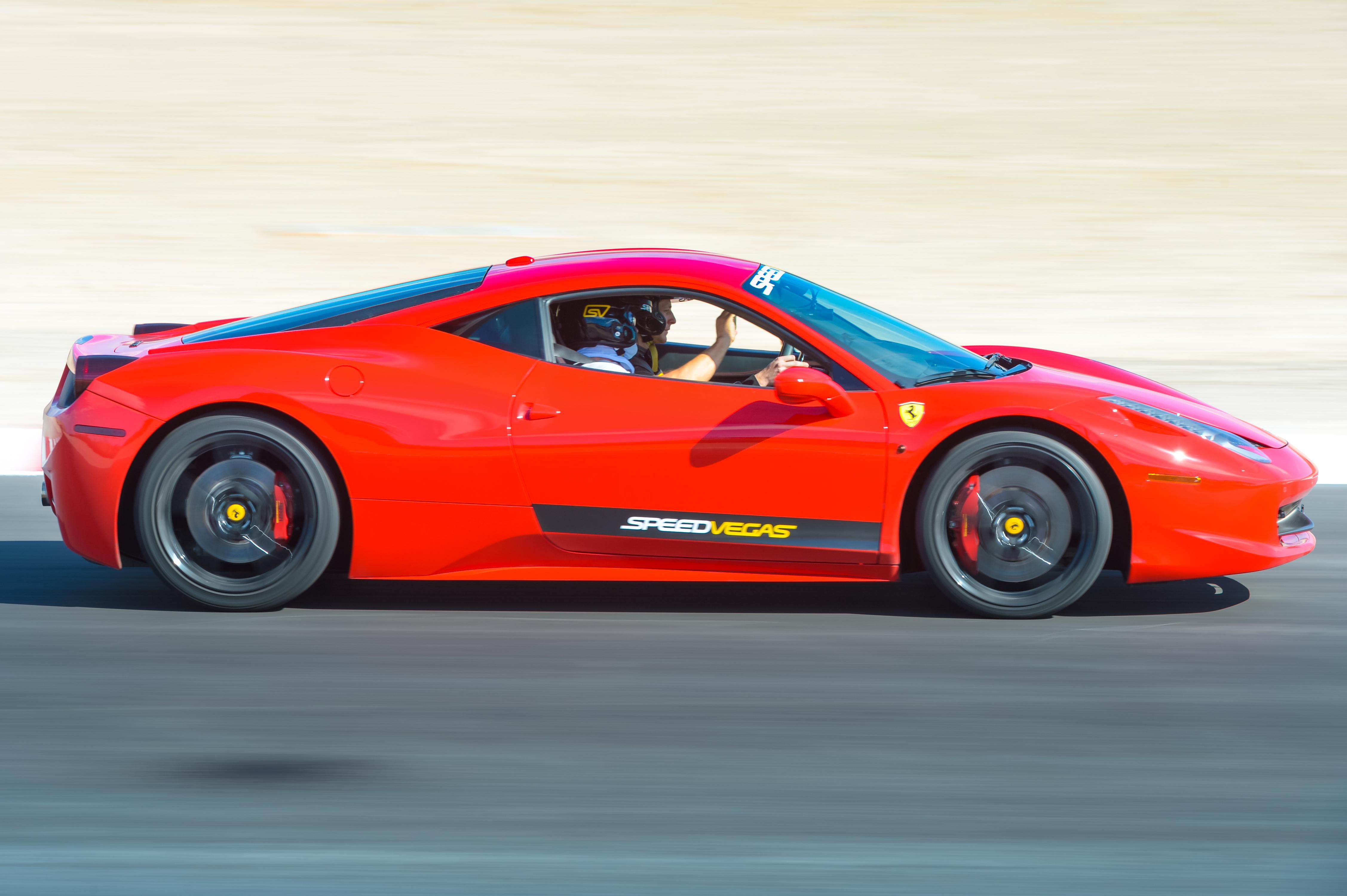 Ferrari 458 Italia Track