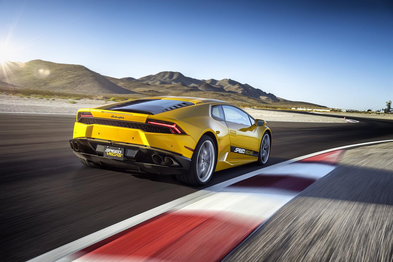 Drive A Lamborghini Aventador In Las Vegas