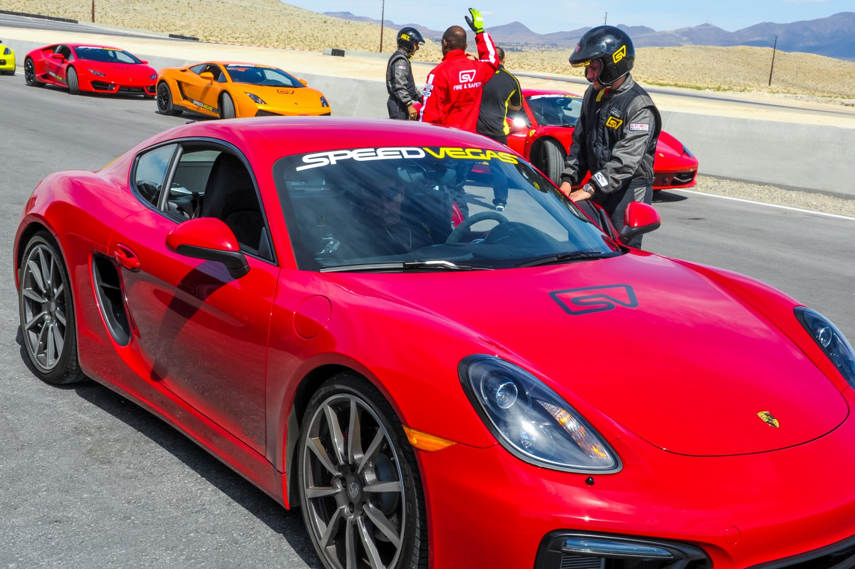 Drive a Porsche 911 GT3 in Las Vegas: Porsche Driving ...