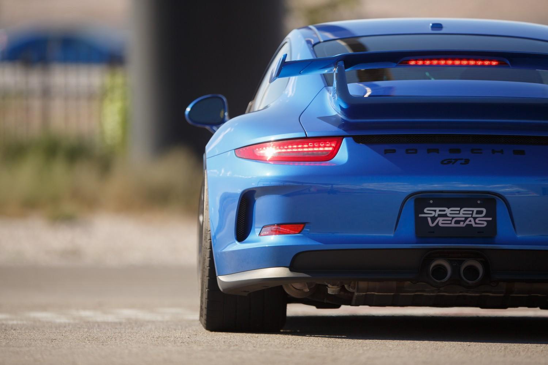 Drive a Porsche 911 GT3 RS in Las Vegas!