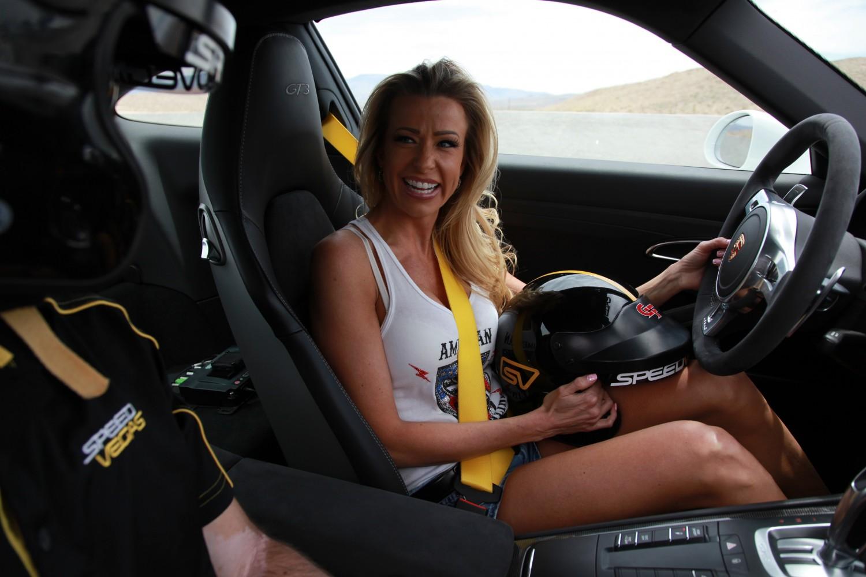 Drive A Porsche On Track In Vegas Speedvegas