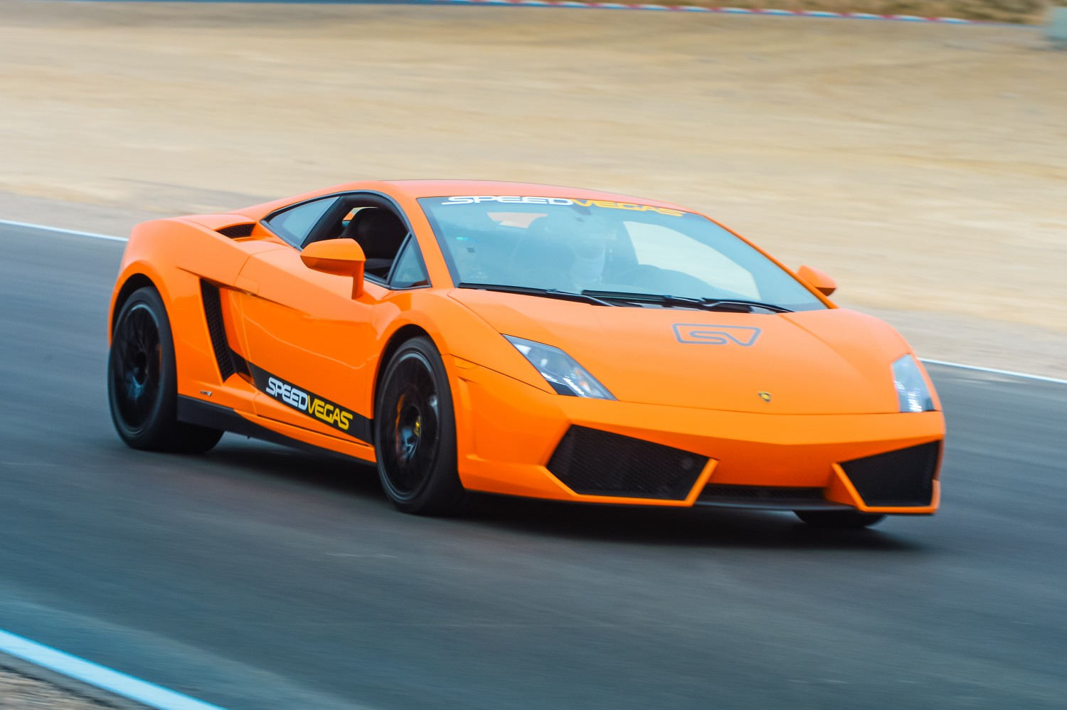 When You Buy A Lamborghini Driving Experience From SPEEDVEGAS, Youu0027ll  Experience The Thrill Of Driving The Lamborghini Gallardo On A Racetrack  That Was ...