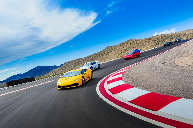 Race Car Driving >> Racetrack in Las Vegas | SPEEDVEGAS