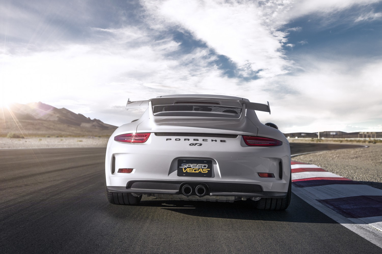 Drive A Porsche On Track In Vegas Speedvegas