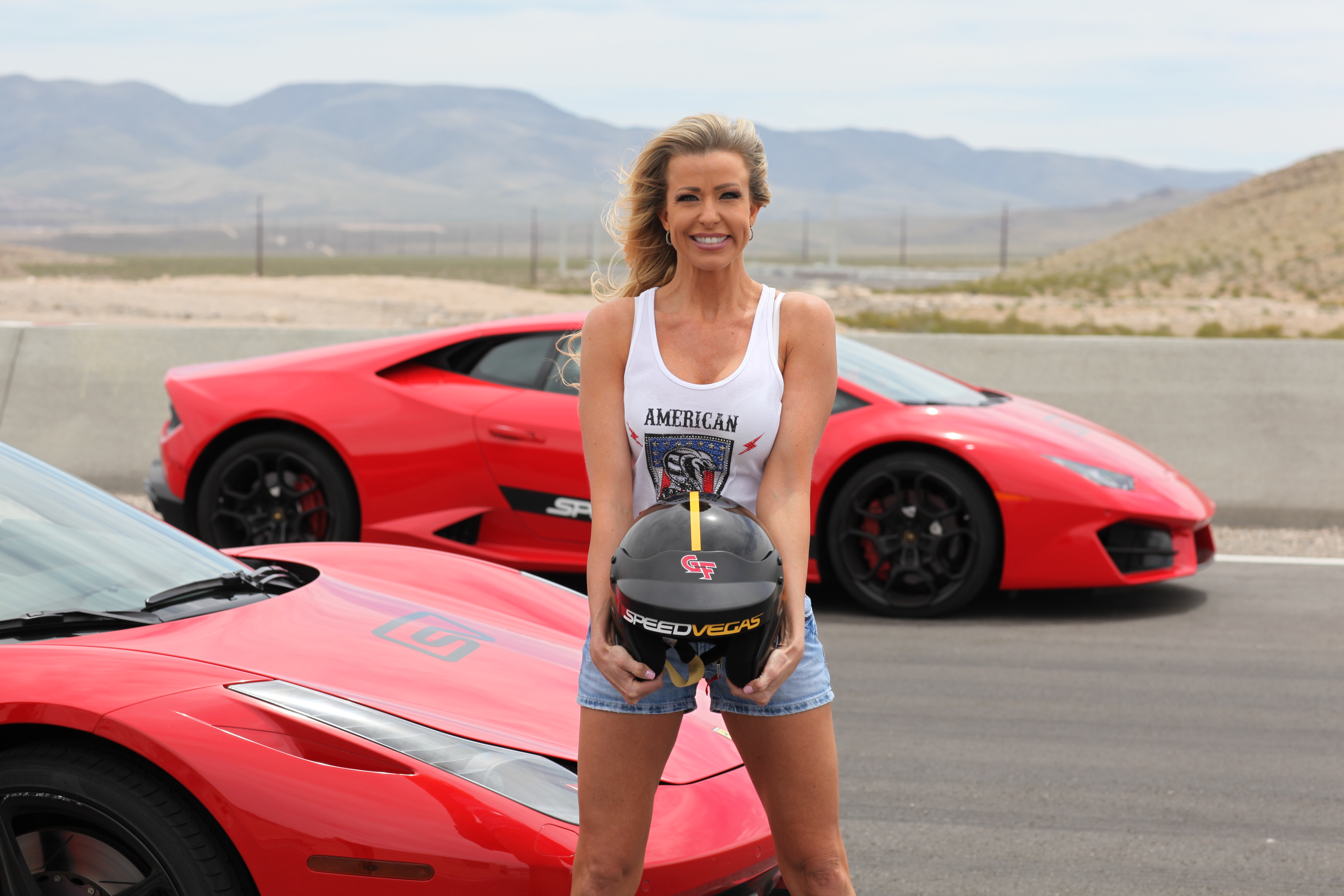 Racing Experience Exotic Cars Vegas