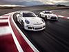 Porsche 911 GT3 & Nissan GT-R at SPEEDVEGAS